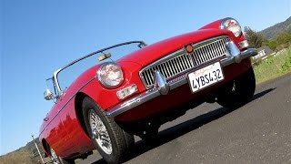 Beautiful Restored 1967 MGB Roadster for Sale