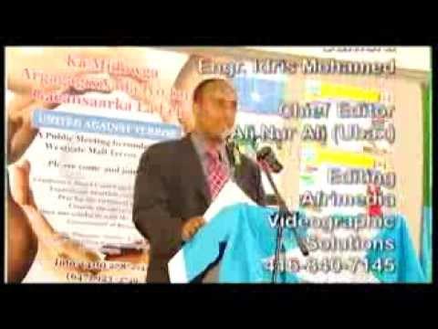 Toronto Somali TV (Muuqaalka Soomaalida) presents Solidarity With Kenya