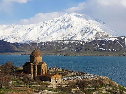 FLAT EARTH BRITISH, Mindblowing ! Discoveries @ Lake Van .Turkey ,