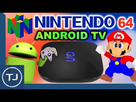 Play Nintendo 64 Games On Any Android TV Box!