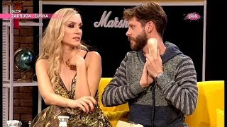 Glumački zadatak - Miloš Đurović i Jelena Gavrilović (Ami G Show S12)