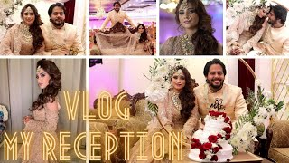 My wedding Reception vlog || grand entry || shystyles vlog