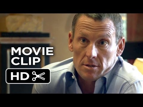 The Armstrong Lie Movie CLIP #1 - Lance Armstrong Documentary HD