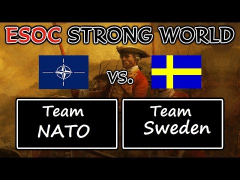 ESOC Strong World - NATO vs Sweden
