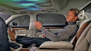 Volvo S90 Ambience Luxury Sedan Concept смотреть