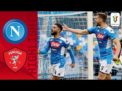 Napoli Perugia Goals And Highlights