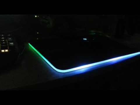 Homemade RGB Mousepad | Podloga za miš