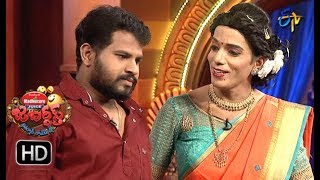 Hyper Aadi, Raising Raju Performance | Jabardasth | 30th August 2018 | ETV  Telugu