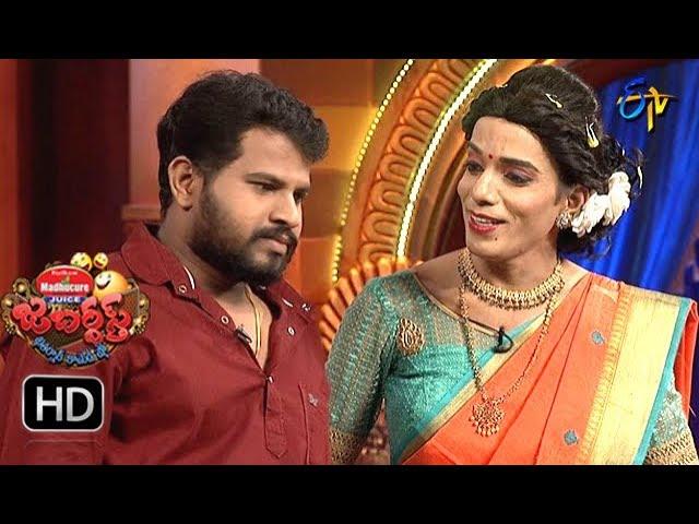 Hyper Aadi, Raising Raju Performance | Jabardasth | 30th August 2018 | ETV  Telugu