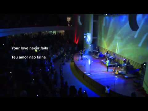 Your Love Never Fails - Jesus Culture - Onething - BH 2015
