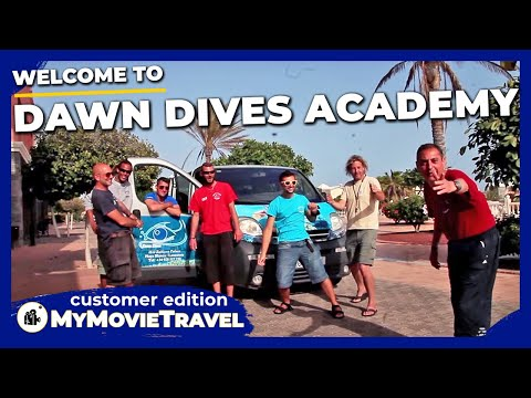 Welcome To Dawn Dives Academy LANZAROTE