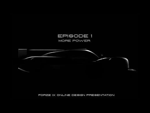 Episode 1: Forze IX Design   More power