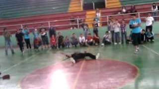 concurso inter estatal de baile final de breack dance sahuayo E.B.D.C