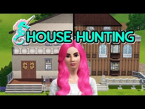 The Sims 3 House Hunting - Buckley Family Needs A Bigger Home - Episode 4