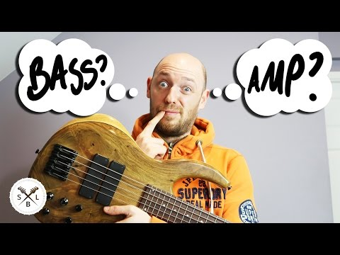 What to upgrade first... your bass or your amp?