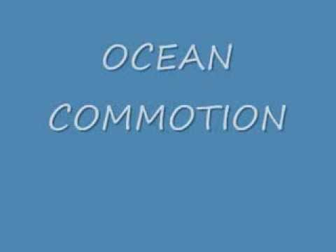 ocean commotion | catastrophe at sea | poem