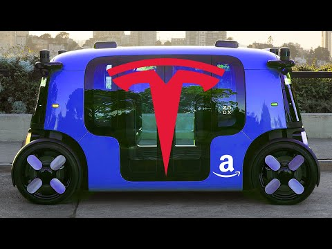 Tesla Already Beat Amazon