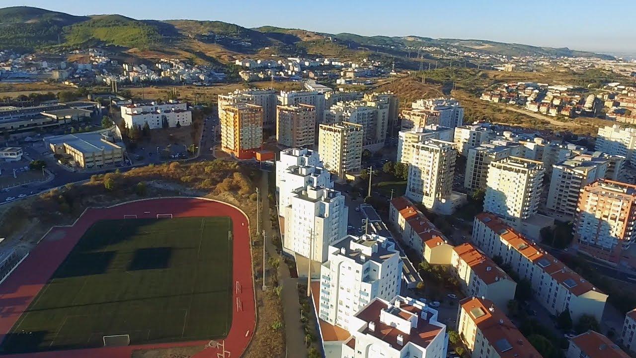 POVOA DE SANTA IRIA - PORTUGAL - YouTube