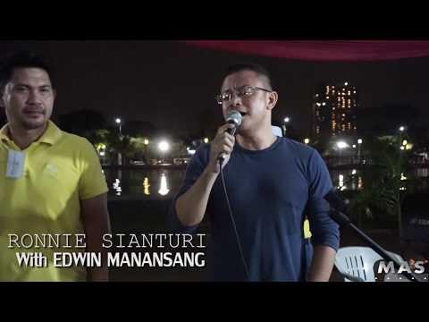 CINTA PERTAMA - Ronnie Sianturi & Edwin Manansang ( live performance )