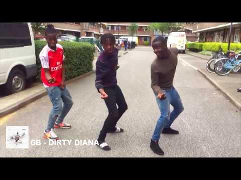 GB - Dirty Diana [Dance Routine]