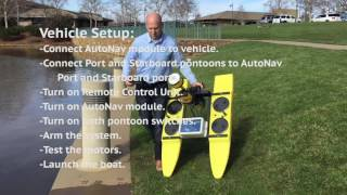Seafloor Systems AutoNav™ Demo