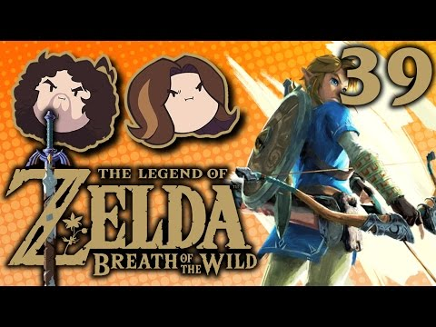 Breath of the Wild: Prince Sidon - PART 39 - Game Grumps