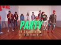 Party chris brown ft gucci mane usher choreography by duc anh tran partychallenge mp3