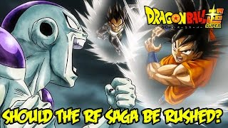 Dragon Ball Super: Should The Resurrection F Arc Get Rushed So We Can Start Universe 6 Sooner?