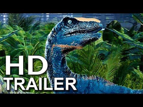 JURASSIC WORLD EVOLUTION Trailer #2 (2018) Jurassic Park
