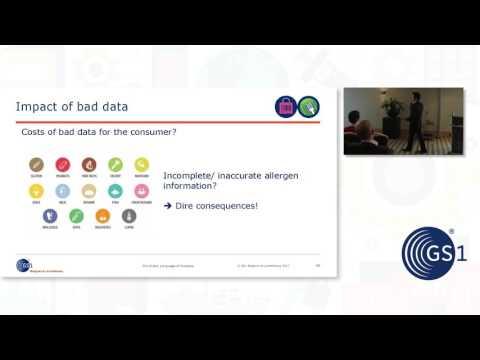 GDSN event 21/04/2017 - Data Quality