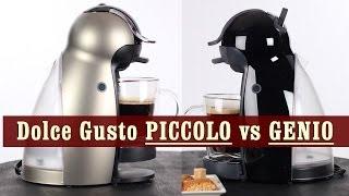 Dolce Gusto Piccolo vs Genio - Exclusive Review and Comparison