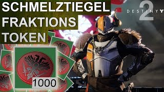 Destiny 2 Forsaken: Schmelztiegel Token Opening #010 (Deutsch/German)