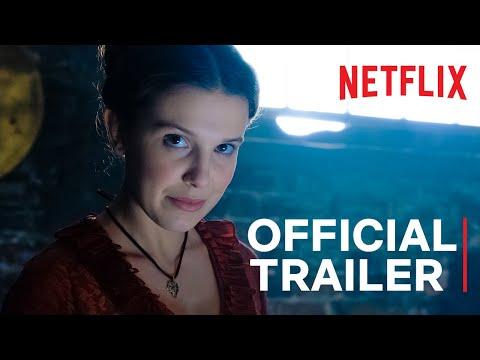 Enola Holmes trailers