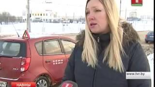 Может ли женщина научить водить машину? Первая женская автошкола. Репортаж телеканала Беларусь 1