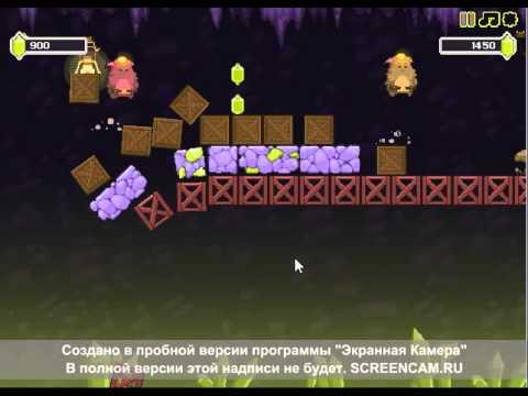 Прохождение игры Хаос в пещере 2 (1 часть)