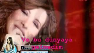 Nancy Ajram - Lamset Eid (Turkish Subtitle)