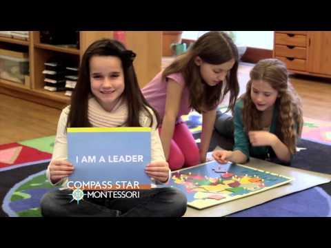 Compass Star Montessori I am Unique #1