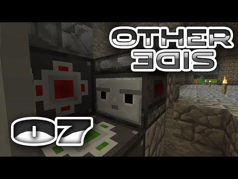 Minecraft выживание - The Other Side - Путешествие в незер! - #07