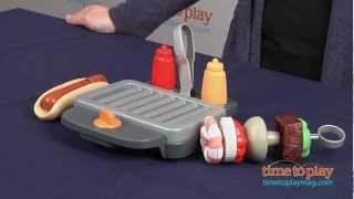 Servin' Surprises Barbecue Set From Fisher-price
