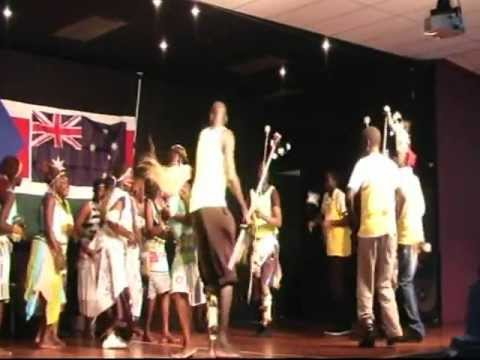 """Anyuak"" 1 South Sudan Independent Day In Australia ""Brisbane 2012"