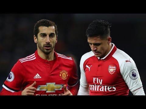 Sanchez & Mkhitaryan Swap Deal? Surely Not! The Thursday Club