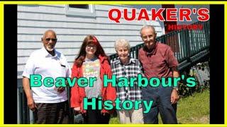 Beaver Harbour's History