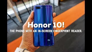Huawei Honor 10 • I BOUGHT IT! Unboxing & First Impressions!