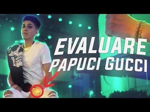 Evaluare - abi - papuci Gucci (official video)