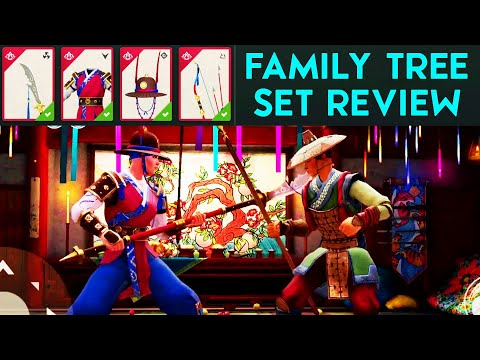 Shadow Fight 3. Family Tree Set is AWESOME! Gameplay and Review. Family Tree Event.