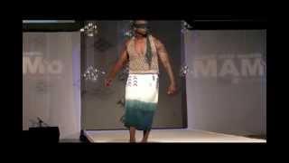 Marques Marzan, MAMo Wearable Arts Show, 2014