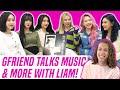 Capture de la vidéo Gfriend Talks New Music And More With Liam Mcewan