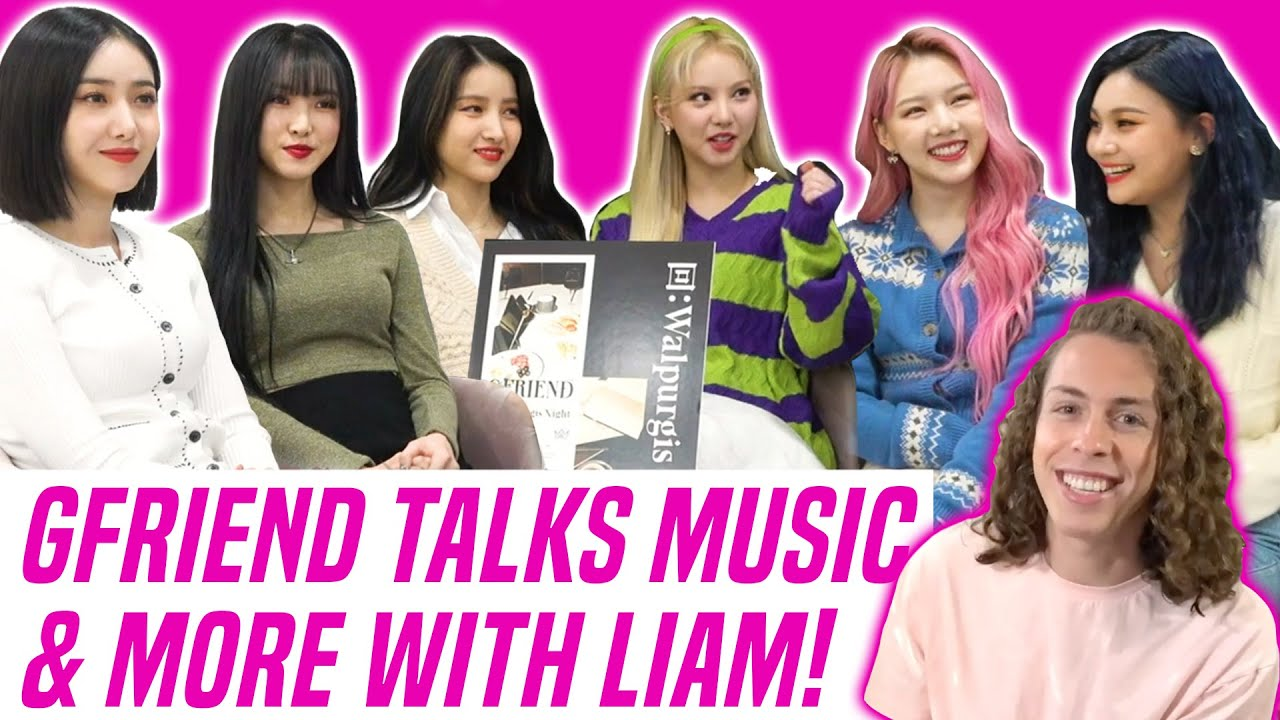 GFRIEND Talks New Music and More With Liam McEwan
