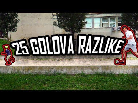 25 GOLOVA RAZLIKE! ... VLOG#151
