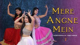 Mere Angne Mein   jacqueline F, Asim Riaz   Neha K, Raja H   Choreography Sumit Parihar ( Badshah )